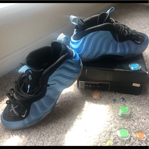 Nike Shoes Air Foamposite One Concord Color: Black ...